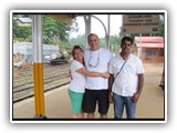 Peradeniya Train Station
